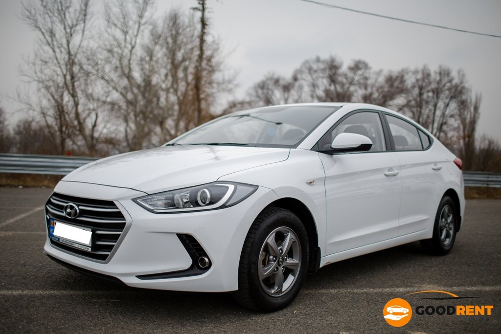 HYUNDAI ELANTRA 2018 BUSINESS